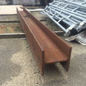 HEB Jern stolpe 180 x 180 x 2500mm
